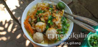 Foto - Makanan di Mie Kocok Kaki Sapi Mang Nanang Tea oleh Gita Gilang