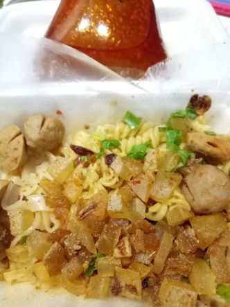 Foto Makanan di Seblak Jeletot Mpok Adek
