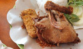 Ayam Goreng Lemoe