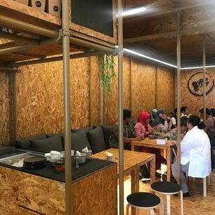Foto 8 - Interior di Kedai BuruBuru Bakmi dan Kopi oleh Della Ayu