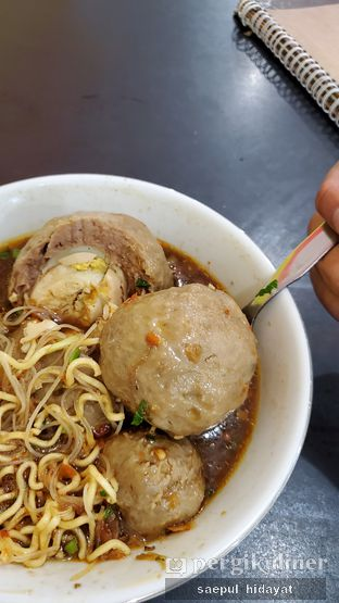 Foto 3 - Makanan di Bakso JWR oleh Saepul Hidayat