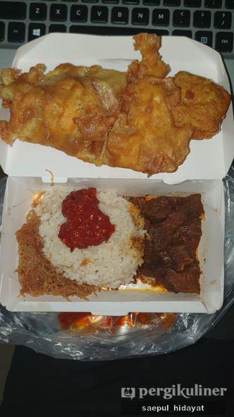 Foto Makanan di Nasi Uduk Janda