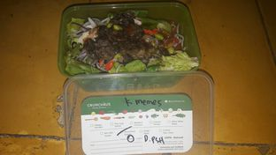 Foto - Makanan di Crunchaus Salads oleh Dzuhrisyah Achadiah Yuniestiaty