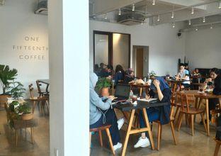 Foto review 1/15 One Fifteenth Coffee oleh Ika Nurhayati 7
