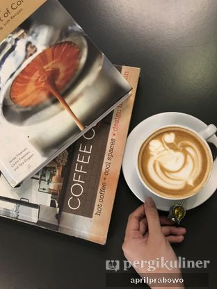 Foto 1 - Makanan(Coffee) di Seeds Double Tree oleh Cubi
