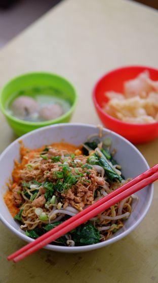 Foto 1 - Makanan di Bakmi Ayam Spesial Cristian jaya oleh Ig @Vanda_raniaarasya | Vanda S