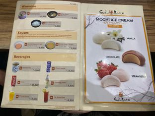 Foto 11 - Menu di Sushi Mentai oleh IG @riani_yumzone