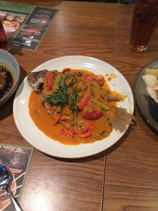 Foto 4 - Makanan di Sate Khas Senayan oleh Aghni Ulma Saudi