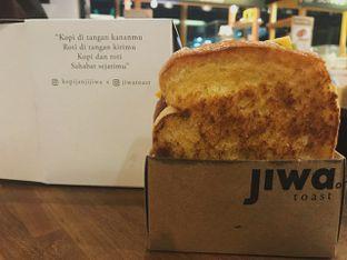 Foto 1 - Makanan di Jiwa Toast oleh Meyrani Putri