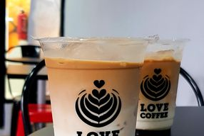 Foto Love Coffee