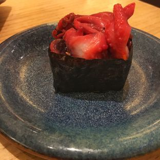 Foto 4 - Makanan(Chukka Idako) di Sushi Tei oleh Fadhlur Rohman