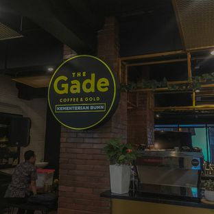 Foto review The Gade Coffee & Gold oleh ty  2