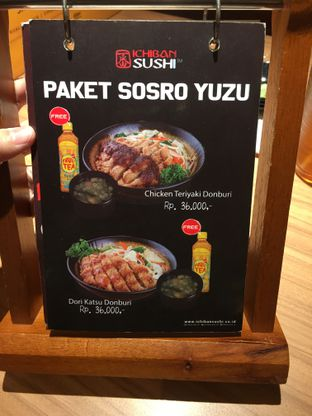 Foto 9 - Menu di Ichiban Sushi oleh Mariane  Felicia