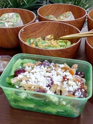 Foto 2 - Makanan di Crunchaus Salads oleh Ika Nurhayati