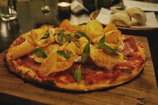 Foto 4 - Makanan(Marinara Bresaola) di Gia Restaurant & Bar oleh Elvira Sutanto