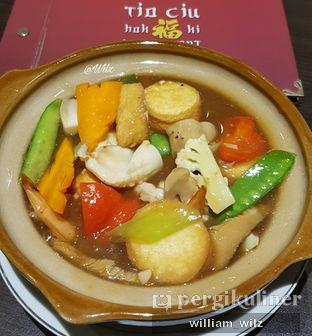Foto 2 - Makanan di Tio Ciu Hok Ki Restaurant oleh William Wilz