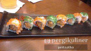 Foto 1 - Makanan(Spicy Baked Salmon Maki) di Miyagi oleh Prita Hayuning Dias