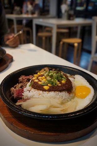 Foto 2 - Makanan(Rendang Beef Pepper Rice) di Wakacao oleh Fadhlur Rohman