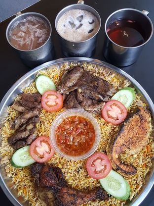 Foto 7 - Makanan di Kebuli Ijab Qabul oleh Stallone Tjia (@Stallonation)
