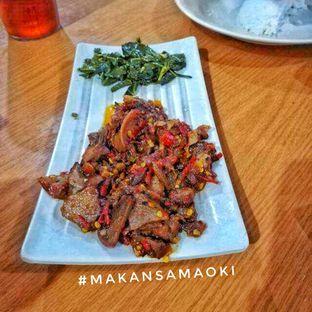 Foto review Sei Sapi Lamalera oleh @makansamaoki  1
