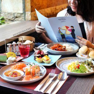 Foto 4 - Makanan di Food Exchange - Hotel Novotel Mangga Dua oleh Christine Lie #FoodCraverID