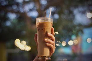 Foto 1 - Makanan(Iced Rum Latte) di Garden Coffee oleh Fadhlur Rohman