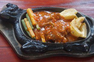 Foto 2 - Makanan(Sirloin Telanjang) di Steak Ranjang oleh Fadhlur Rohman