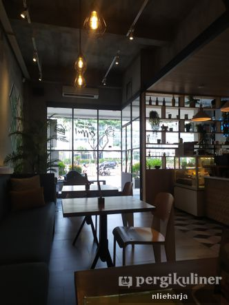 Foto Interior di Phos Coffee