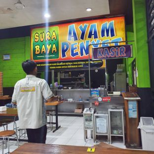 Foto review Ayam Penyet Surabaya oleh Adhy Musaad 2