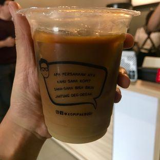 Foto review Kopi Pak Budi oleh Levina JV (IG : levina_eat ) 2