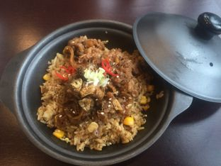 Foto 1 - Makanan(Beef Fried Rice) di Akasaka Japanese Steak & Ice Cream oleh Firlyana