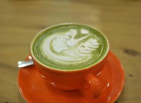 6 Macam Menu Olahan Rasa Green Tea yang Kekinian