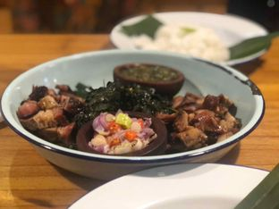 Foto 4 - Makanan(Platter Daging Sapi Asap) di Dapur Suamistri oleh Marina Fransiska Agustin