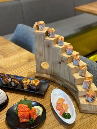 Foto 1 - Makanan di Okinawa Sushi oleh Duolaparr