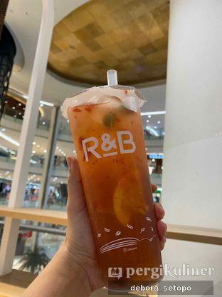 Foto review R&B Tea oleh Debora Setopo 1