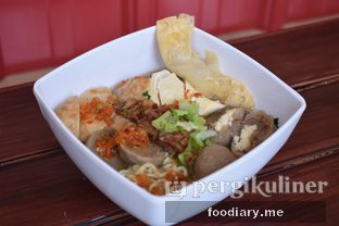 Foto 7 - Makanan di Bakso Gledek oleh @foodiaryme | Khey & Farhan