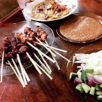 Foto Makanan di Warung Sate Sidareja Pak Gino
