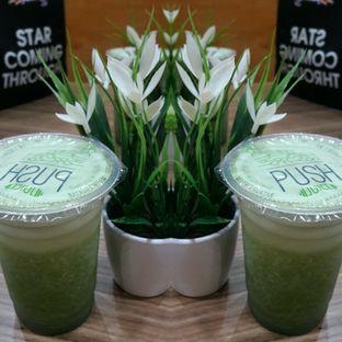 Foto - Makanan(Green Detox Smoothies) di PUSH Juice oleh Meiliyana Mei