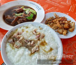 Foto 2 - Makanan di Bubur Ayam Tangki 18 Aguan oleh Asiong Lie @makanajadah