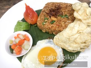 Foto 1 - Makanan(Nasi Pi.Nyar) di Kopi Manyar oleh April Prabowo