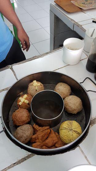 Foto 3 - Makanan(Jenis2 bakso nya) di Bakso Beranak Ala Chef oleh leni leni