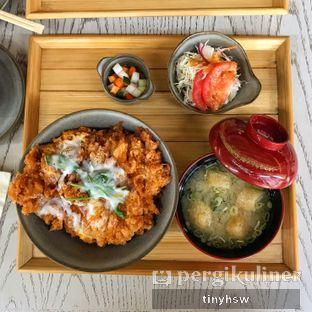 Foto 3 - Makanan(pork katsudon) di Birdman oleh Tiny HSW. IG : @tinyfoodjournal