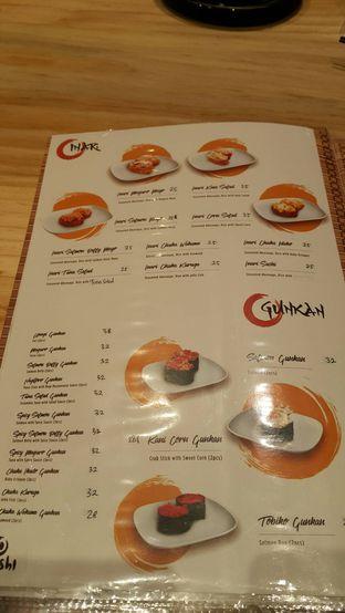 Foto review J Sushi oleh Evelin J 3