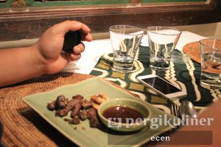Foto 1 - Makanan(Beef Tepanyaki) di Arumanis - Bumi Surabaya City Resort oleh @Ecen28