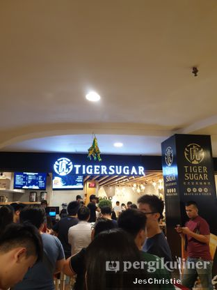 Foto review Tiger Sugar oleh JC Wen 5