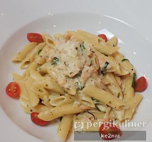 Foto 11 - Makanan(Penne con Salmon Affumicato) di La Cucina oleh Myra Anastasia