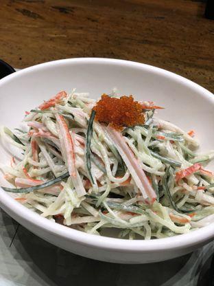 Foto 4 - Makanan(Crab Meat Salad) di Itacho Sushi oleh YSfoodspottings