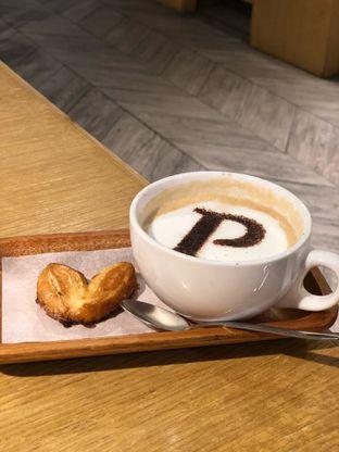 Foto 2 - Makanan(Cappucinno) di Palmier oleh YSfoodspottings
