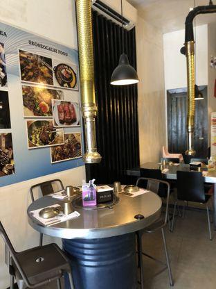Foto 5 - Interior di Seo Seo Galbi oleh @Sibungbung