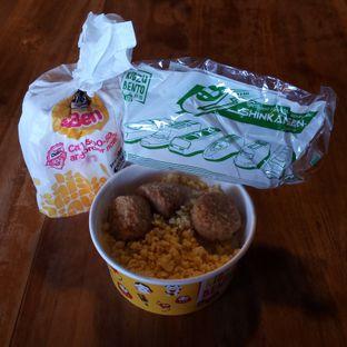 Foto - Makanan di HokBen (Hoka Hoka Bento) oleh Christ the Eater